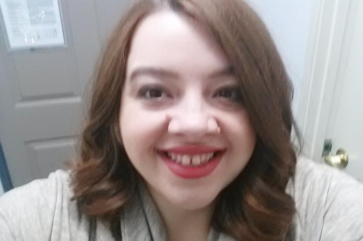 Me, April 2015
