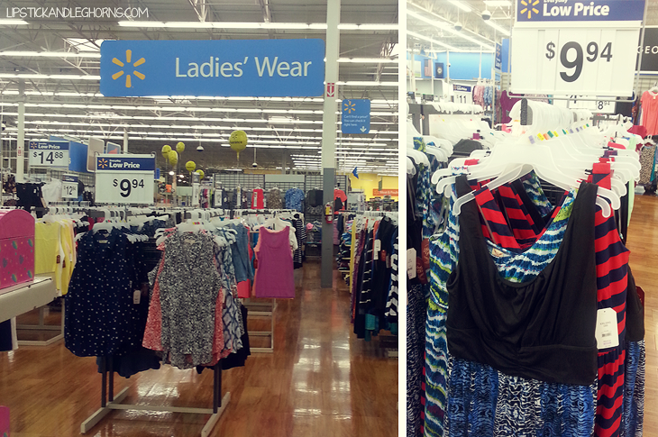 ladies' wear walmart