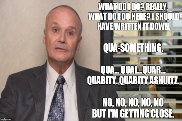 Creed The Office