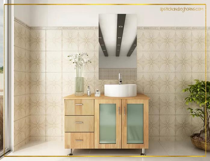 """Swearingen 39"""" Single Bathroom Vanity Set"""